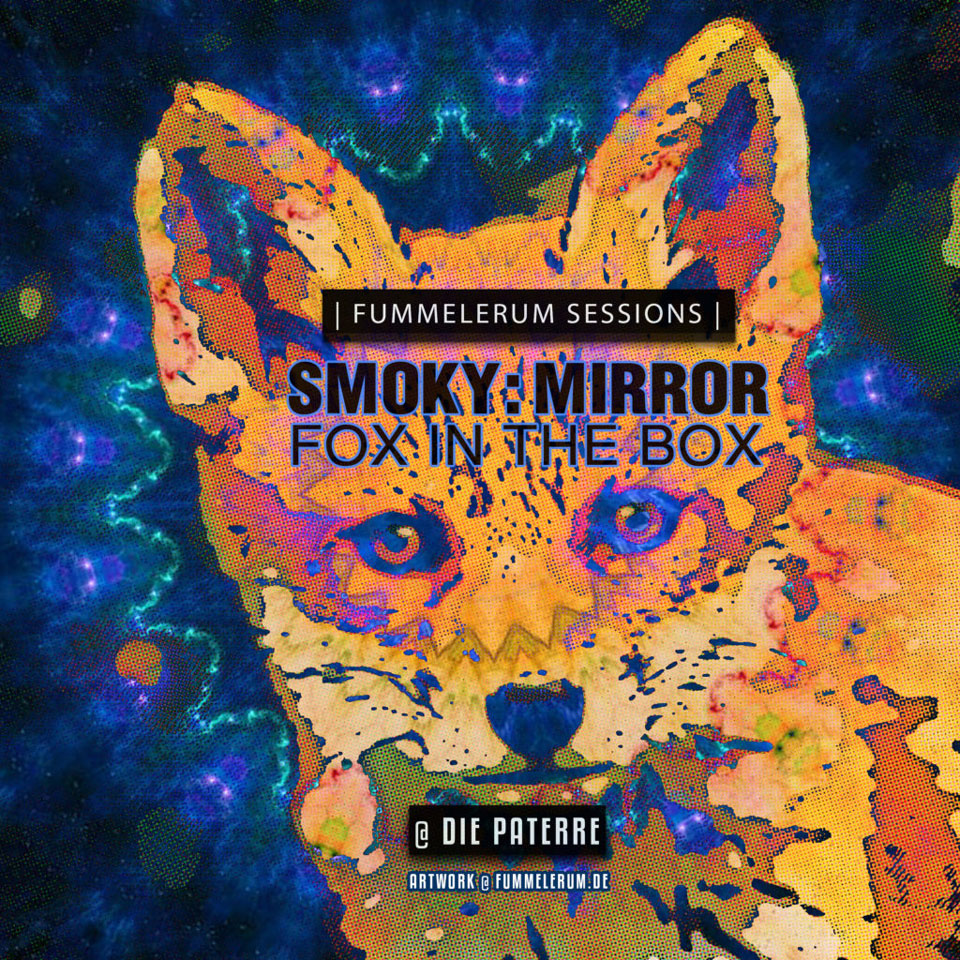 Fox in the Box Cover
