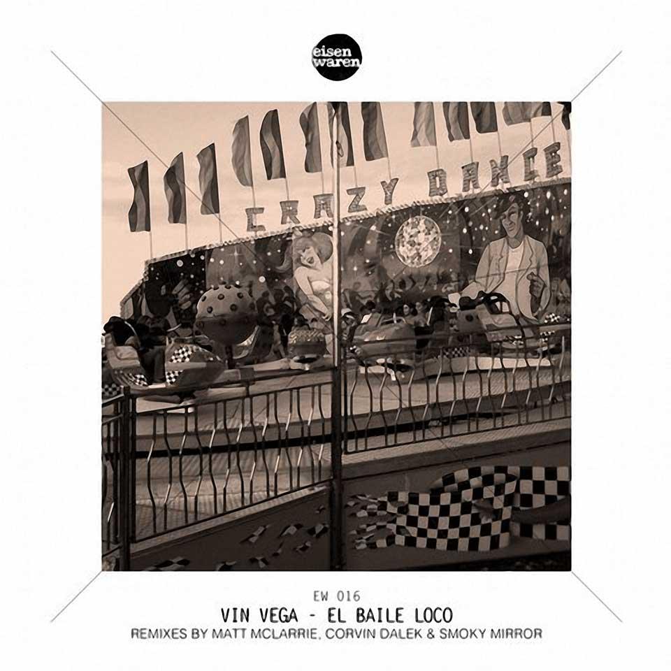Vin Vega Cover